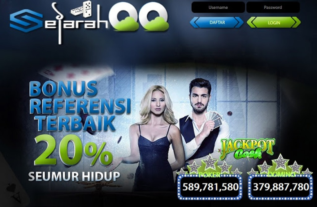 Judi Online Terpercaya-Test your Luck Right Online By Playing Online Gambling
