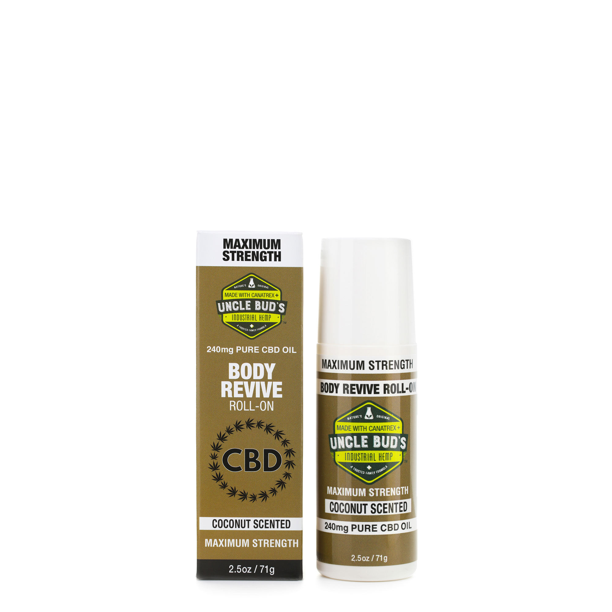 Locate A Fast Option To CBD Roll-On