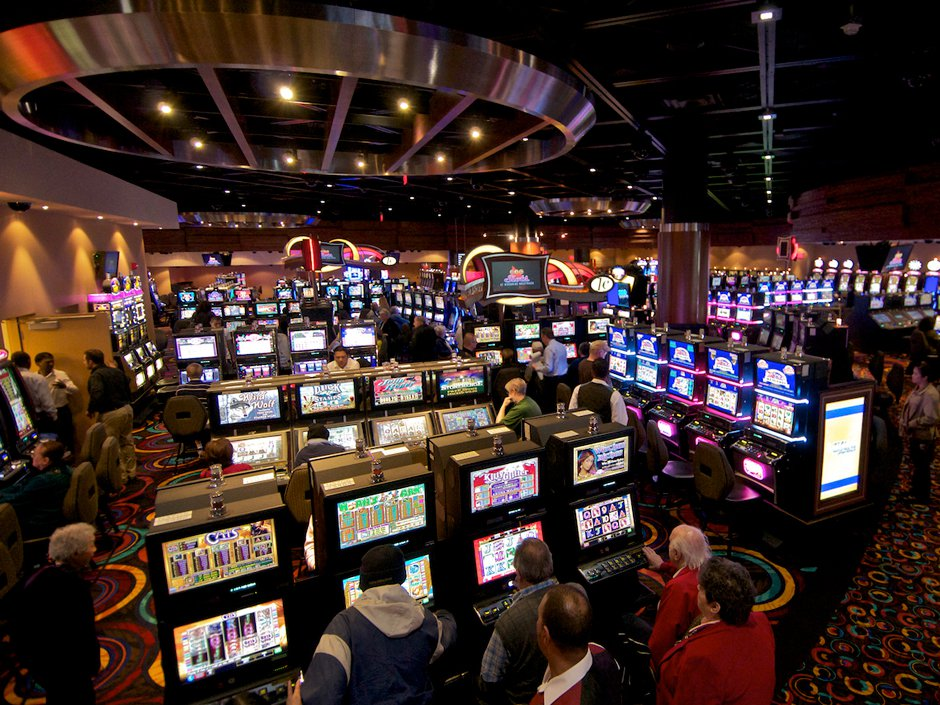 Congratulations! Your Casino Is (Are) About To Cease Being Related