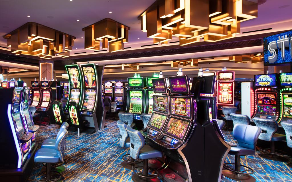 Six Ideas That Will Change The best way You Gambling