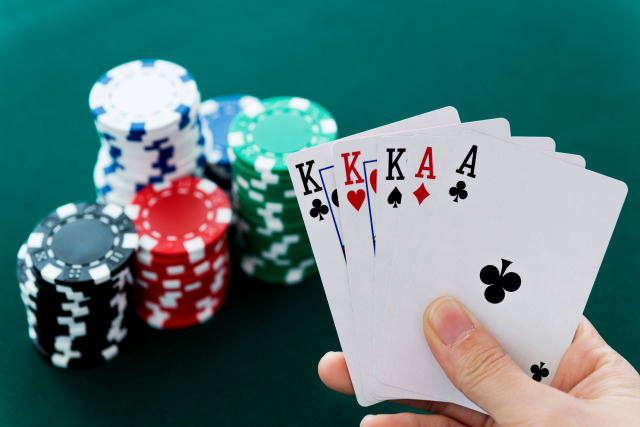 Uninterested In Doing Online Gambling The Outdated Method