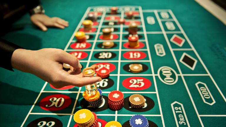 Five Shocking Facts About Online Gambling