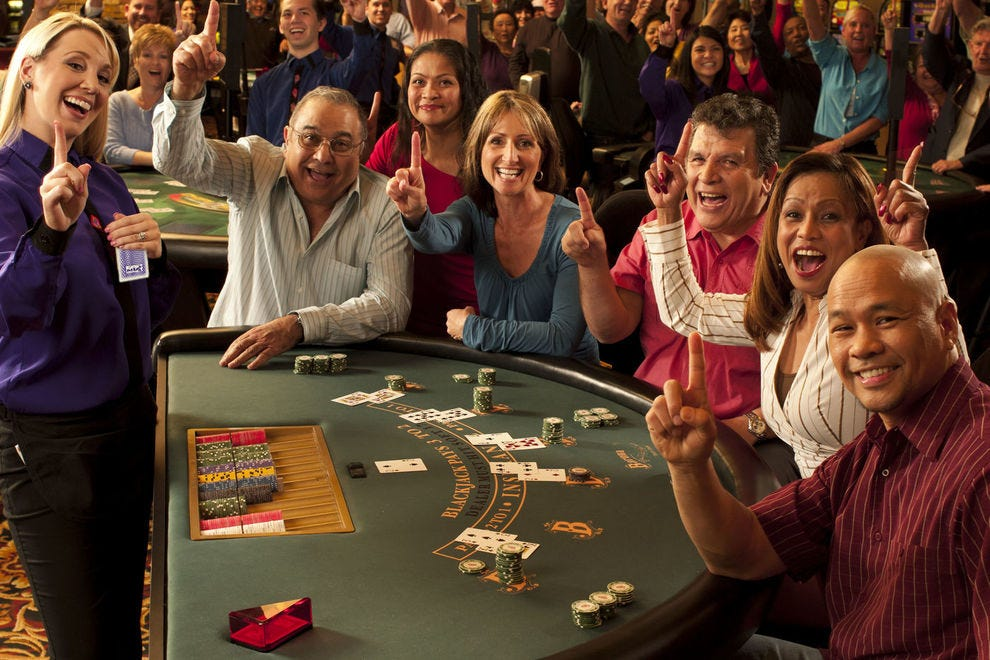 Interesting Factoids I Bet You By No Means Knew About Gambling